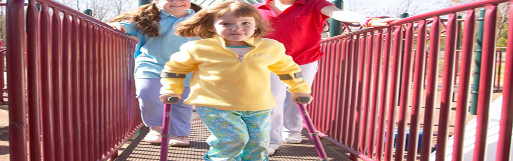 All children benefit from inclusive play environments.